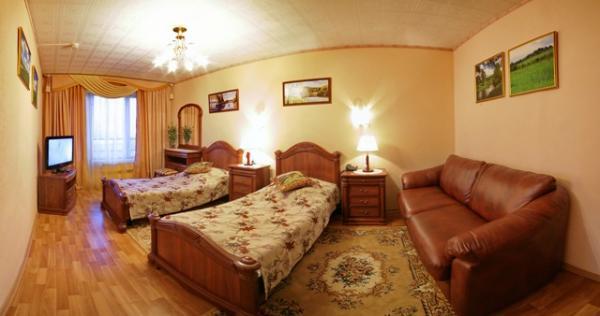 гостиницы москвы шахтер