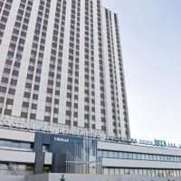 Гостиница Измайлово Вега Брэнтон Клуб в Москве
