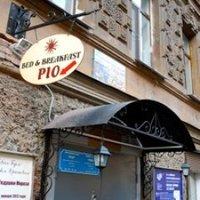 Мини-отель ПИО на Моховой в Санкт-Петербурге
