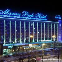 Маринс Парк Отель Екатеринбург в Екатеринбурге