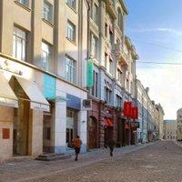 Гостиница Акварель в Москве