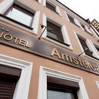 Гостиница Амстердам в Санкт-Петербурге