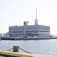 Гостиница Polo Regatta Hotel (бывшая Морской вокзал) в Санкт-Петербурге