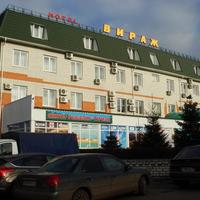 Гостиница Вираж в Брянске