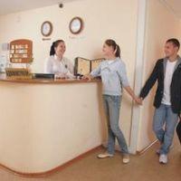 Гостиничный комплекс Утёс в Челябинске