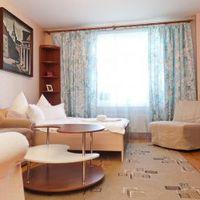 Апартаменты КвартираСвободна на Рижской в Москве