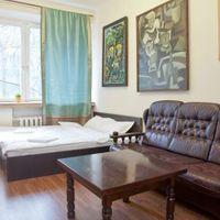 Апартаменты КвартираСвободна на Красных Воротах в Москве