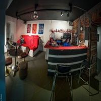 Хостел Fabrika Hostel & Gallery в Нижнем Новгороде