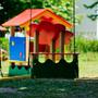 Гостиница Ласточка, детская площадка, фото 12