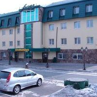 Гостиница Анзас в Абакане