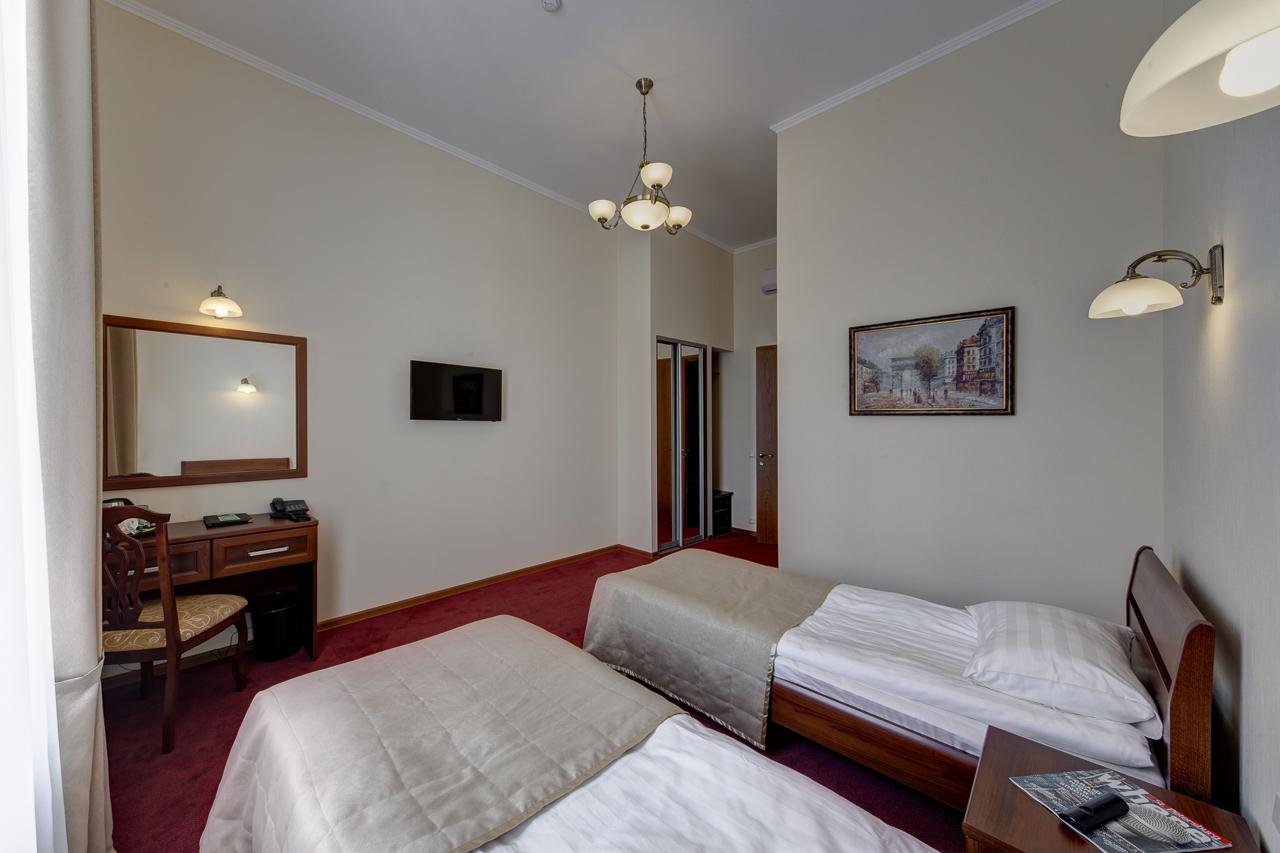 HOTEL SOLO Saint-Petersburg Гостиницы, отели