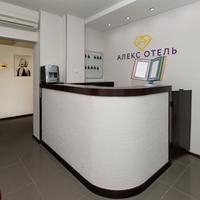 Отель Алекс на Богатырском в Санкт-Петербурге