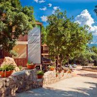Гостиница Зеленый Мыс в Алупке
