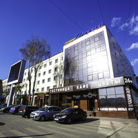 Гостиница Десна в Брянске