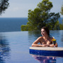 Отель Крымский Бриз, Открытый бассейн, фото 2