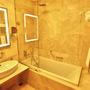 Отель Крымский Бриз, Ванная комната Виллы Чайка, фото 46