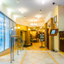 Гостиница Cronwell Inn Стремянная, Лобби, фото 22