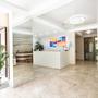 Отель Радужный, холл, фото 6