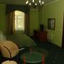 Гостиница Коломенская, Люкс (большая кровать), фото 14