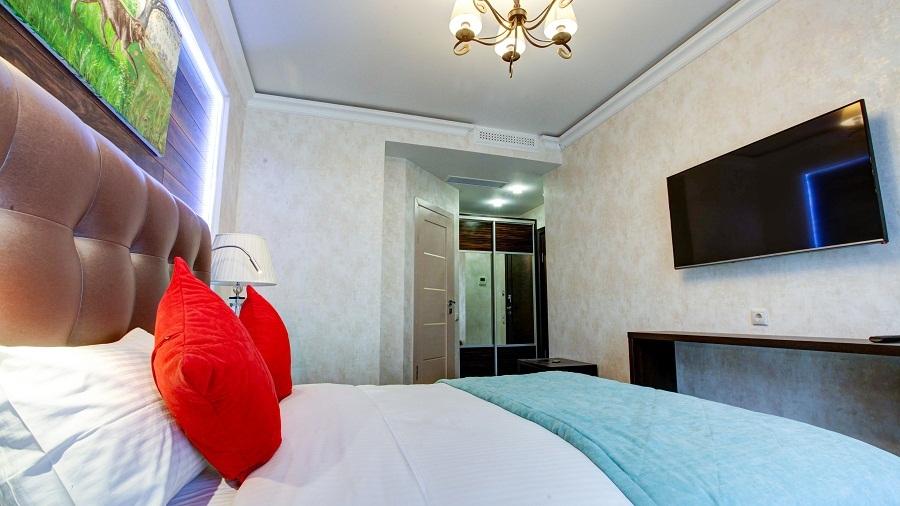 мини отель де люкс спб