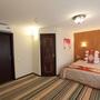 Отель Иремель, Двухместный улучшенный номер с 1 кроватью, фото 35