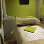 Гостевой Дом Альянс, Четырехместный номер эконом-класса с общей ванной комнатой, фото 11