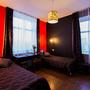 Отель Мой, Двухместный стандартный номер с 2 кроватями, фото 17