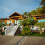 Гостиница Комплекс отдыха & SPA Усадьба, Вилла у бассейна, фото 7
