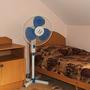 Отель Дуэт, Двухместный номер эконом-класса с 2 кроватями и общей ванной комнатой, фото 8