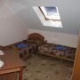 Отель Дуэт, Двухместный номер эконом-класса с 2 кроватями и общей ванной комнатой, фото 10