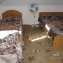 Отель Дуэт, Трёхместный номер эконом-класса с общей ванной комнатой, фото 12