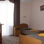 Отель Дуэт, Двухместный стандартный номер с 2 кроватями с балконом, фото 15