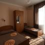 Отель Дуэт, Трёхместный стандартный номер с балконом, фото 21
