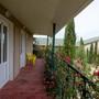 Гостиница Качинская, балкон в корпусе, фото 69