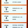 АйДи Хостел, Информационная табличка, фото 11