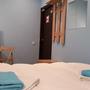 АйДи Хостел, Двухместный номер с 1 кроватью с телевизором и общей ванной комнатой, фото 37