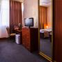 Гостиница Русь, Двухместный улучшенный номер с 2 кроватями, фото 7