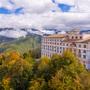 Отель Риксос Красная Поляна Сочи, Фасад, фото 52