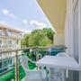 Курортный отель Олимп All Inclusive, Двухместный стандартный номер с 2 кроватями, фото 4