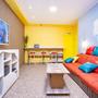 Отель & Хостел Гуд Лак, Комната отдых. Комната отдых.  Территория и удобства., фото 104