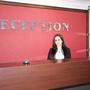 Отель Есенин, стойка, фото 2