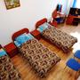 Отель Капитан морей, Трёхместный стандартный номер, фото 32