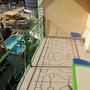 Отель Капитан морей, Трёхместный улучшенный номер, фото 38