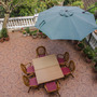 Гостиница Вилла Багратион, Двор, фото 3