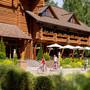 Отель Романов Лес, Территория, фото 25