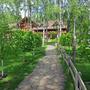 Отель Романов Лес, Территория, фото 32
