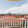 Клевер отель, Вид с балкона, фото 7