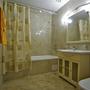 Гостиница пансионат Эдем, ванная комната в люксе, фото 4