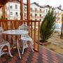 Гостиница Золотой Берег, Терраса у коттеджа, фото 16