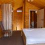 Гостиница Золотой Берег, Спальная комната второй этаж., фото 18